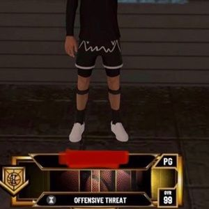 NBA 2K20 STACKED ACCOUNT.